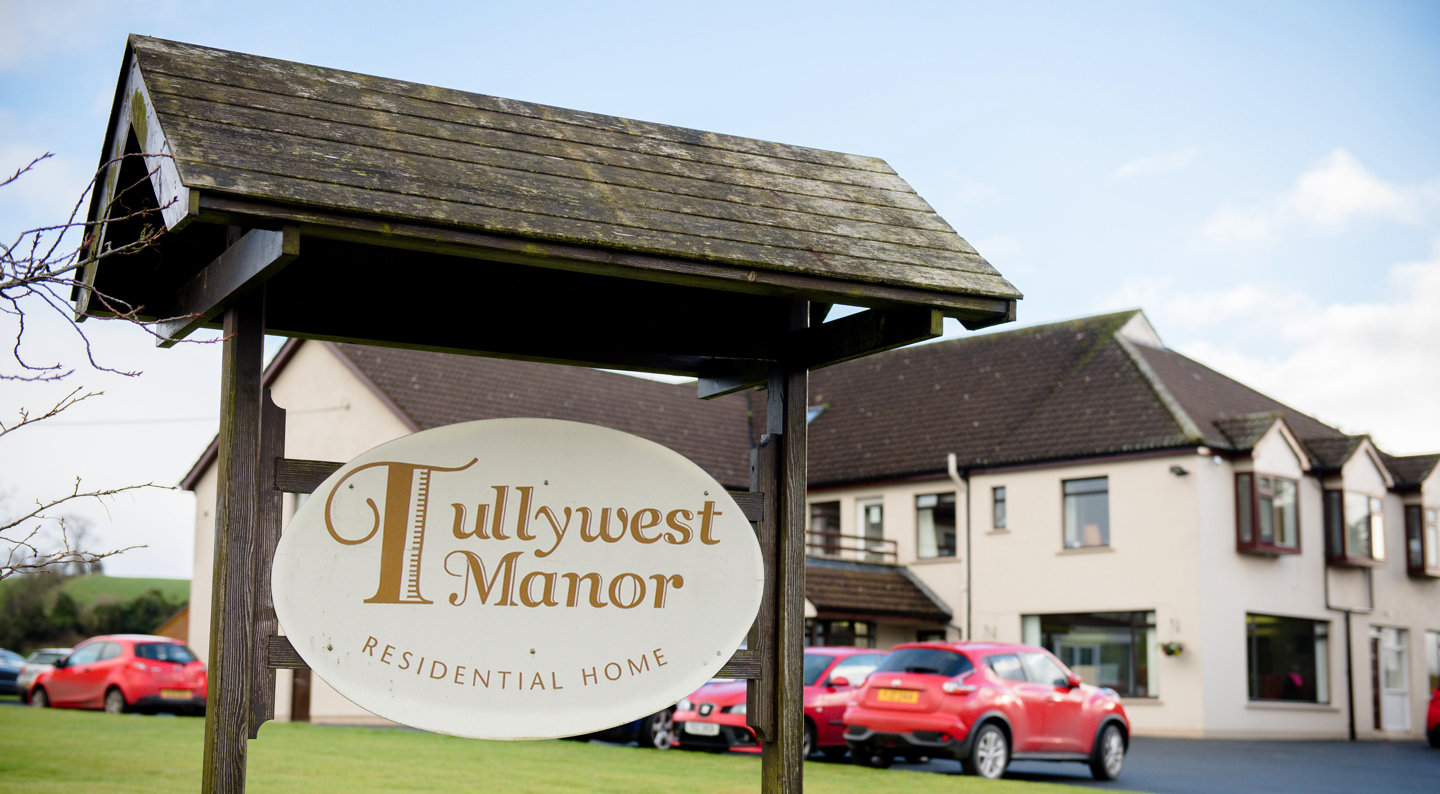 Tullywest Manor Outside